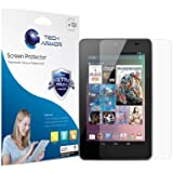 Tech Armor Google Nexus 7 Premium Anti-Glare & Anti-Fingerprint (Matte) Screen Protector with Lifetime Replacement Warranty [3-Pack] - Retail Packaging