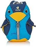 Deuter Kid's Kikki Backpack - Turquoise/Midnight, 35 x 20 x 16 cm