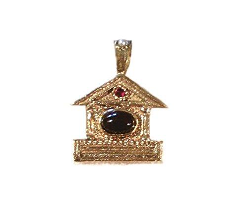 temple-pendant-platinum-plated-bronze