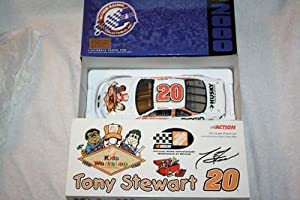SPRINT CUP Tony Stewart signed 2000 Home Depot Kids Workshop Die Cast Car, COA -... by Sports Memorabilia