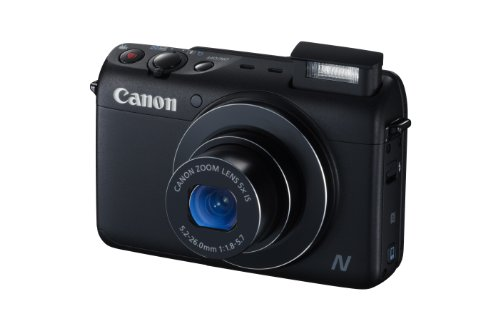 Canon PowerShot N100 HS 12.1MP Digital Camera (Black) Review