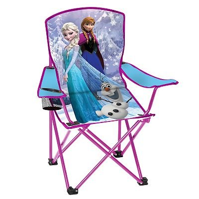 New Edition Disney Frozen Folding Chair