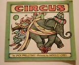 Circus (0020447604) by Prelutsky, Jack
