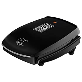 George Foreman GR20B Family-Size 60-Square-Inch Nonstick Grill