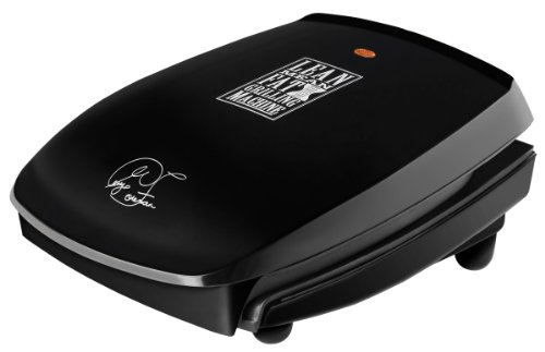 George Foreman 4 Serving Classic Plate Grill