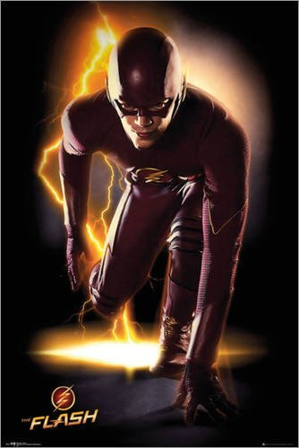 poster-the-flash-speed-preiswertes-plakat-xxl-wandposter