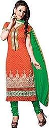 Vastrakosh Women's Silk Cotton Unstitched Dress Material (Vastra_3_Multicoloured_40)