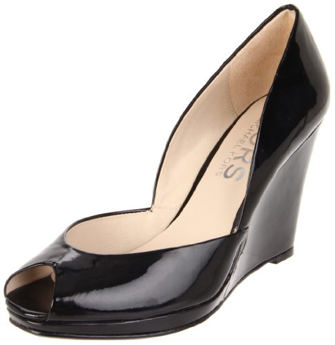 KORS Michael Kors Women's Vail Wedge Pump