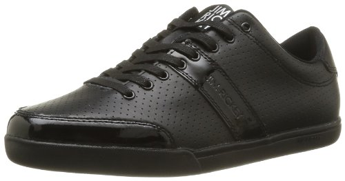 Jim Rickey Mens Jr5 Leather Patent Trainers