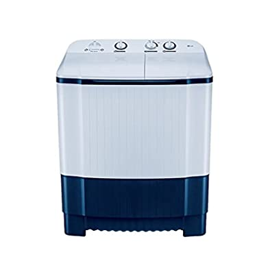 LG P7258N1F(DB) Semi-automatic Top-loading Washing Machine (6.2 Kg, Dark Blue)