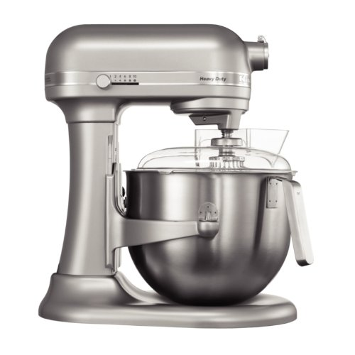 KitchenAid 6.9L Professional Heavy Duty Bowl Lift Stand Mixer 5KSM7591X (Silver  Metallic)