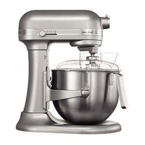 stand mixer 5ksm7591x silver metallic kitchen home