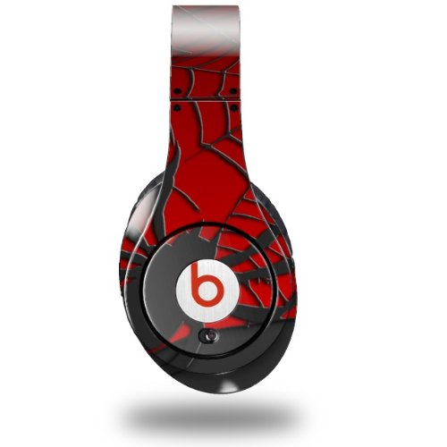 Spider Web Decal Style Skin (Fits Original Beats Studio Headphones - Headphones Not Included)