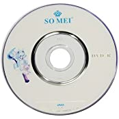 8cm Blank Mini DVD-R 1.4GB 30mins 10 Pcs In One Packaging The Price Is For 10 Pcs