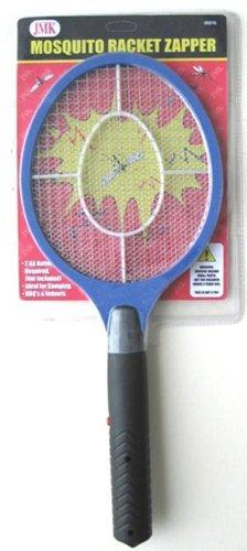 Illinios Industrial Tool Mosquito Racket Zapper, Black/Blue