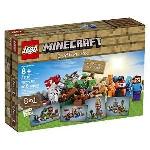 Lego Minecraft 21116 Crafting Box (2, 518 Pcs)