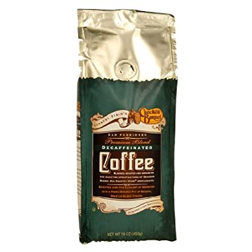 Cracker Barrel Coffee - Decaf