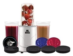 Big Boss 15-Piece Hi Speed 300-Watt Personal Countertop Blender Mixing System by Big Boss