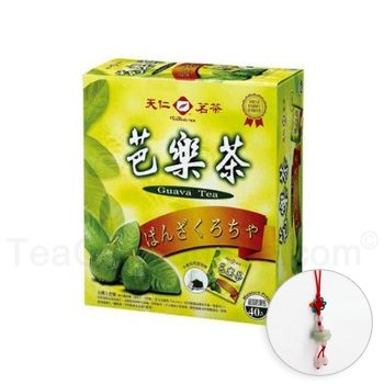 Guava Tea / Flavored Tea Guava Tea Bonus Pack - 40 Tea Bags