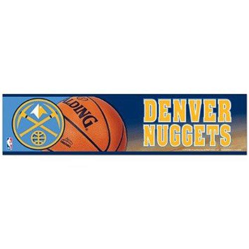 Denver Nuggets Bumper Sticker, Nuggets Bumper Sticker