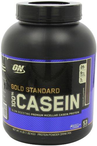 Optimum Nutrition  Casein Protein Chocolate Supreme  Pound