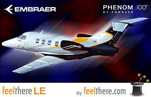 Embraer Phenom 100 by FeelThere LE [Download]