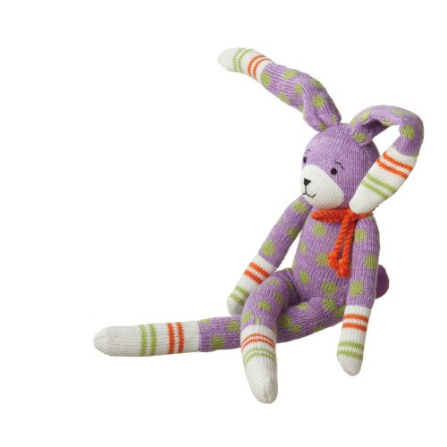 Midwest-CBK Ruby Rabbit Acrylic Yarn Collectible, Small