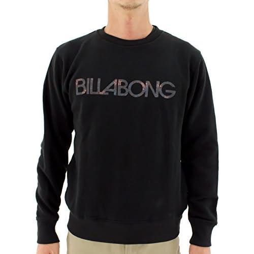 (ビラボン) BILLABONG メンズトレーナー AE012-021 BLK L