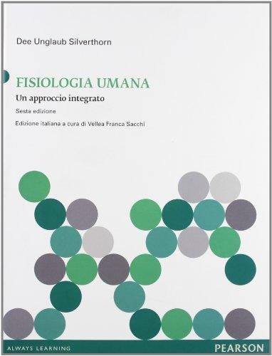 Fisiologia umana Un approccio integrato Con aggiornamento online PDF