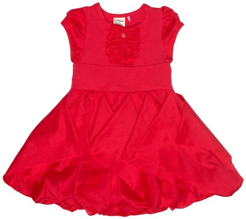 Jottum Selba Girl's Dress Pink Peony 6 Years
