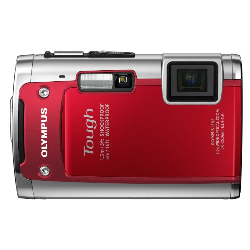 Olympus TG-610 Digital Camera