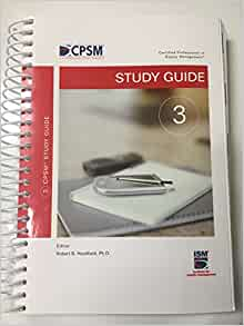 CPSM Study Guide – How To Pass The CPSM Exams – CPSM ...