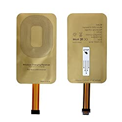 Eripu® Qi Android Smartphone Receiver 3rd Qi Wireless Charging Receiver Patch Module for All Micro USB Android Qi Smartphone Ultra Slim 0.5 Mm New Improved 1000mA! Android Universal Wireless Receiver