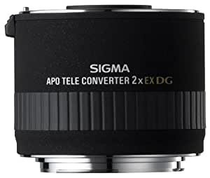 Sigma APO 2x Teleconverter EX DG for Minolta and Sony HSM Mount Lenses