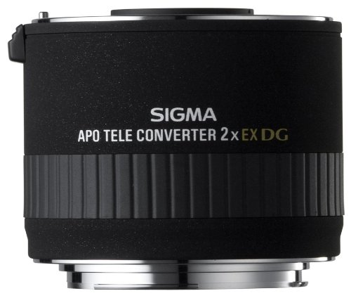 Sigma APO 2x Teleconverter EX DG for Minolta and Sony HSM Mount Lenses