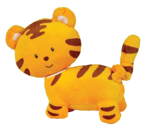 Small World Toys All About Baby Infant - Pull My Tail Tiger - 1