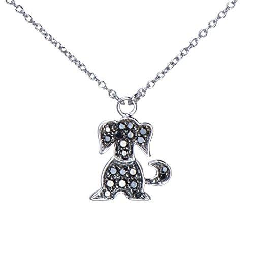 black-diamond-halskette-gold-10k-stilvolle-damen-schmuck-geschenk