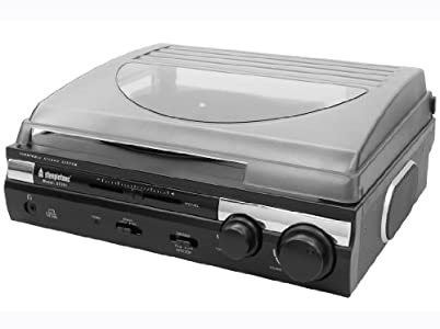 Review and Buying Guide of Cheap  Steepletone ST282 v2 Record Player Turntable