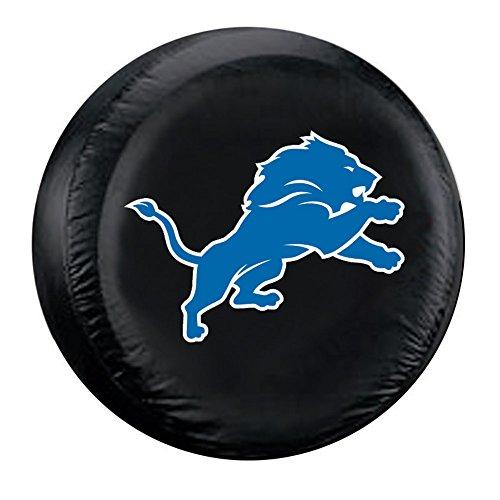 Detroit Lions NFL Spare Tire Cover-By BlueTECH (Lion Spare Tire Cover compare prices)