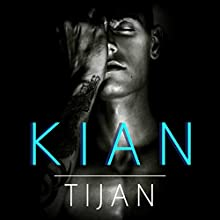 Kian Audiobook by  Tijan Narrated by Graham Halstead, Saskia Maarleveld