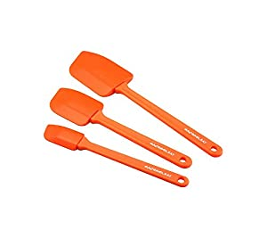 Rachael Ray Nylon Tools Orange 3-pc. Lil' Devils Spatula Set