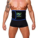 POW Factor-Superior Belly Burner and Weight Loss Belt, Lose Abdominal Fat and Slim Waist for Easy Weight Loss. Lower Back Support Protects Against Injury. The Answer to Better Health and Fitness.