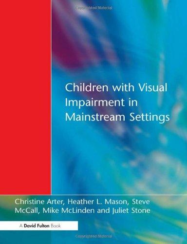 Children Visual Impairment Main