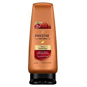 Pantene Pro-V Truly Natural Hair Deep Conditioner 12.6 Fl Oz