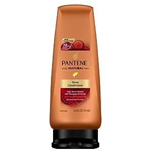 Pantene Pro-V Truly Natural Hair Deep Conditioner 12.6 Fl Oz