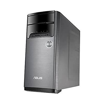 ASUS M32BF-US001S Desktop (3.7 GHz AMD A10-6700 Processor, 12GB DDR3, 2TB HDD, Windows 8.1)