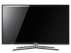 Samsung UE55C7700WSXZG 140 cm (55 Zoll) Full-HD 200Hz 3D LED Backlight-Fernseher mit integriertem DVB-T und DVB-C Tuner schwarz