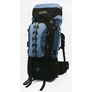 Backpack 60 liter heren