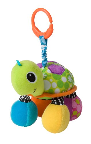 Infantino Topsy Turtle Mirror Pal front-841005