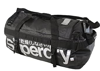 Amazon.com: Superdry Tarp Kitbag Rucksack Tarpaulin Holdall / Luggage